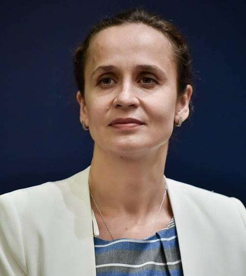 Yuliia Klymenko