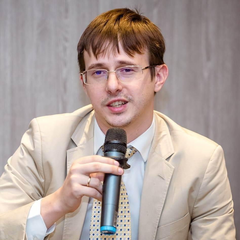 Dmytro Iarovyi