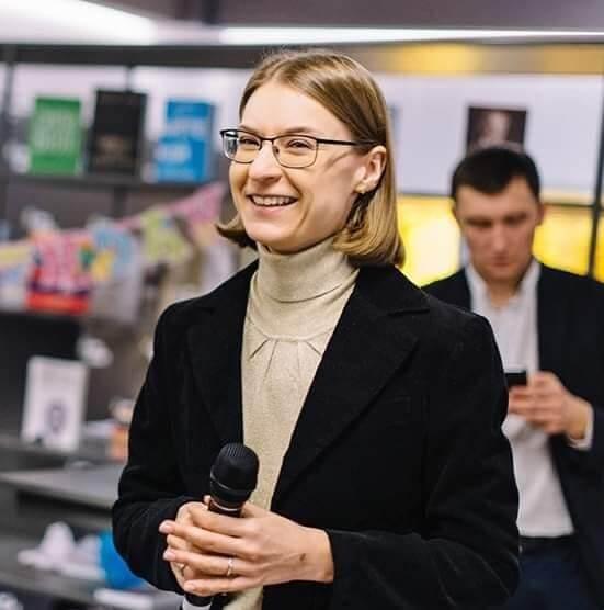 Olena Shkarpova