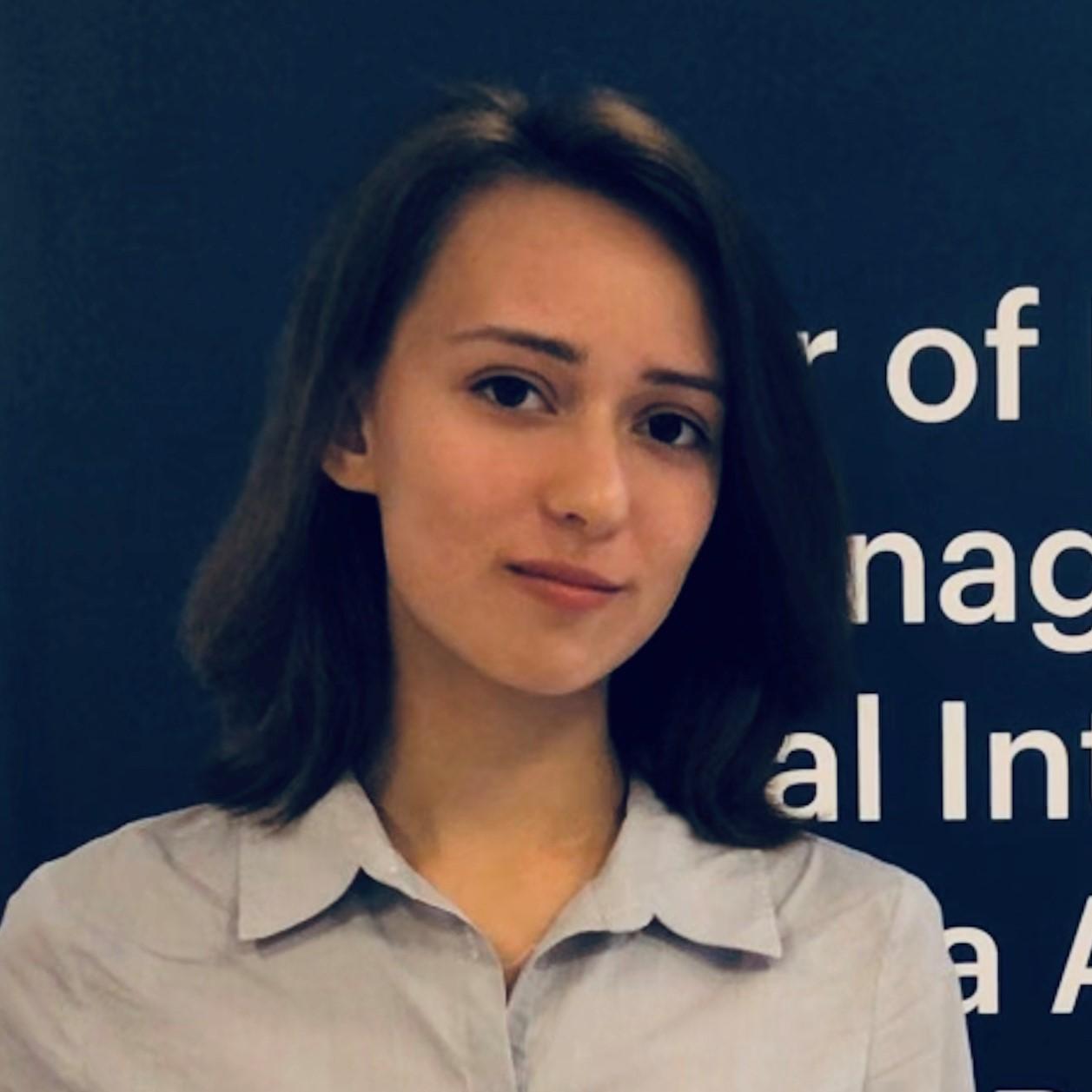 Alina Skorokhodova