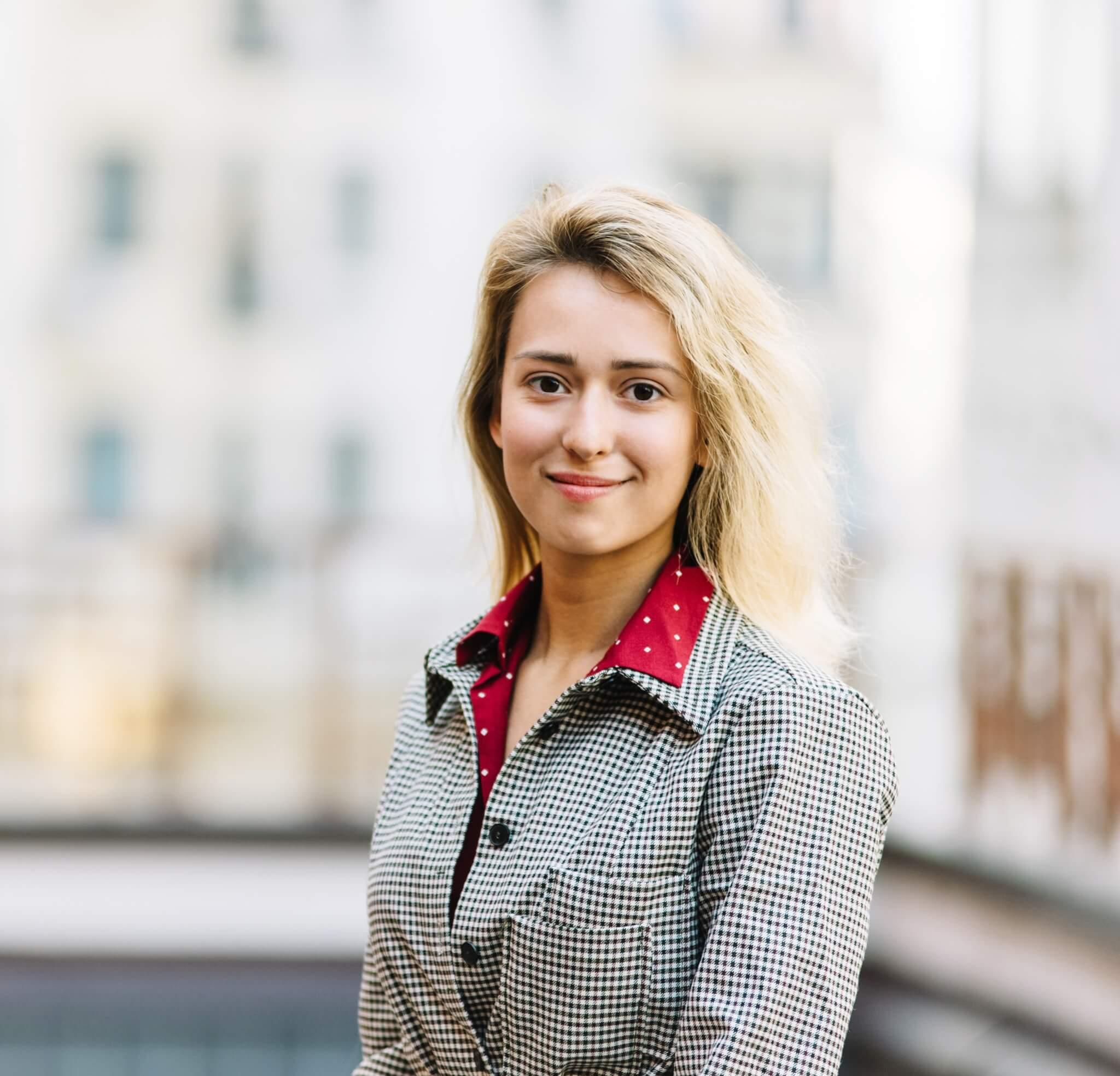 Аліна Скороходова